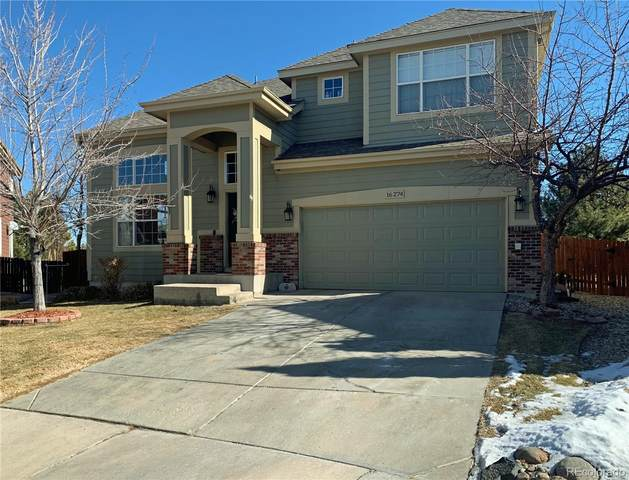 16274 Plover Place, Parker, CO 80134 (#3340046) :: The Dixon Group