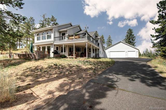 6699 Elaine Road, Evergreen, CO 80439 (MLS #3340119) :: Clare Day with Keller Williams Advantage Realty LLC