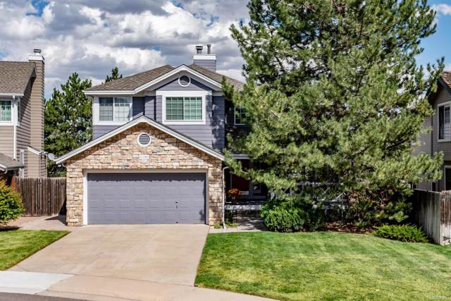 10390 Blossom Court, Parker, CO 80134 (#3340331) :: The Heyl Group at Keller Williams