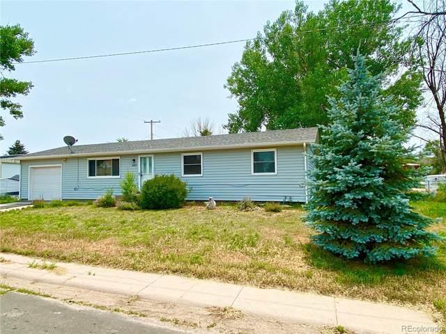 1085 6th Street, Limon, CO 80828 (#3340766) :: Finch & Gable Real Estate Co.