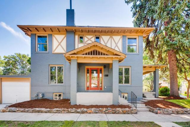 1010 E 5th Avenue, Denver, CO 80218 (#3340822) :: The Galo Garrido Group