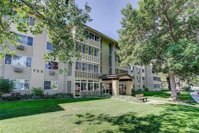 755 S Alton Way 9D, Denver, CO 80247 (MLS #3340835) :: Keller Williams Realty