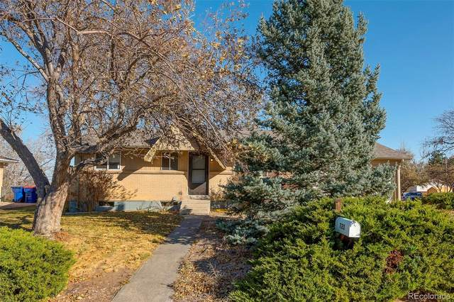 720 S Briarwood Drive, Lakewood, CO 80226 (#3340999) :: James Crocker Team