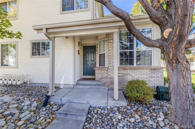 2061 S Xenia Way, Denver, CO 80231 (#3341039) :: Realty ONE Group Five Star