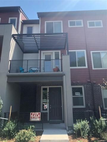 4280 E Warren Avenue #4, Denver, CO 80222 (#3341210) :: Hometrackr Denver
