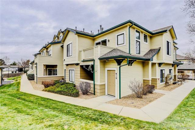 8707 E Florida Avenue #911, Denver, CO 80247 (#3341355) :: The Peak Properties Group