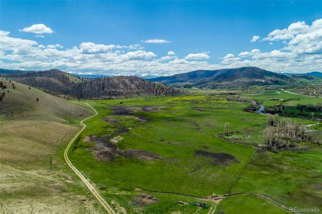 Tbd Gcr 408 Lot 8, Granby, CO 80446 (MLS #3341738) :: Clare Day with LIV Sotheby's International Realty