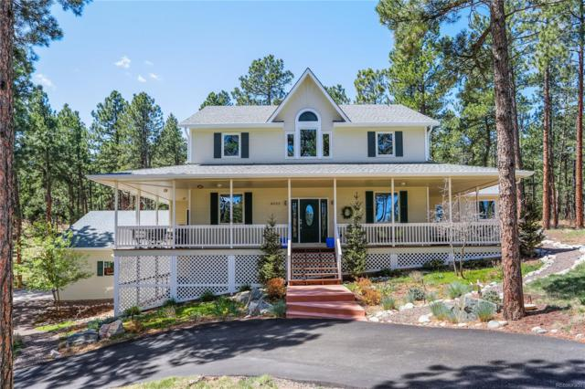 4922 Delaware Drive, Larkspur, CO 80118 (#3342114) :: The Galo Garrido Group