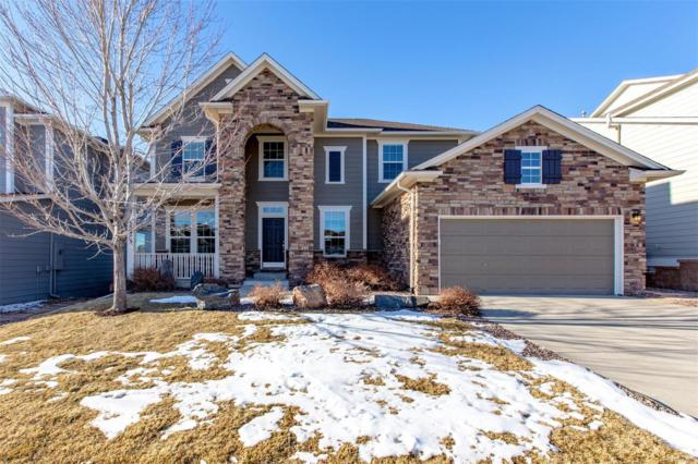 22973 Cleveland Drive, Parker, CO 80138 (#3343087) :: The Heyl Group at Keller Williams