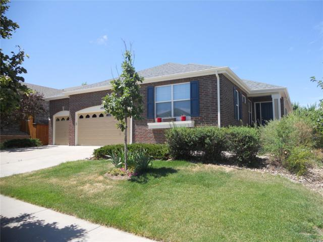 4971 S Duquesne Street, Aurora, CO 80016 (#3343688) :: The Sold By Simmons Team
