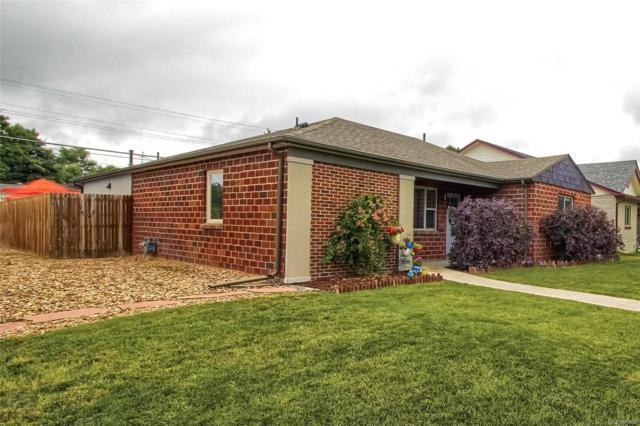 2801 Oneida Street, Denver, CO 80207 (MLS #3343696) :: 8z Real Estate
