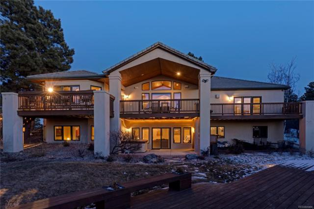 10739 Deerfield Road, Franktown, CO 80116 (#3344127) :: The Thayer Group