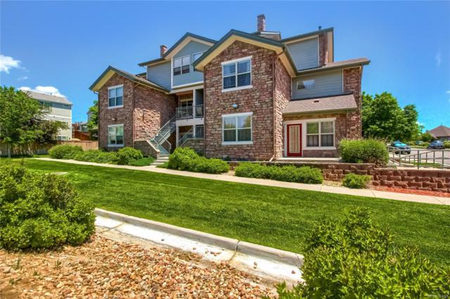 18701 E Water Drive F, Aurora, CO 80013 (#3344261) :: The Heyl Group at Keller Williams