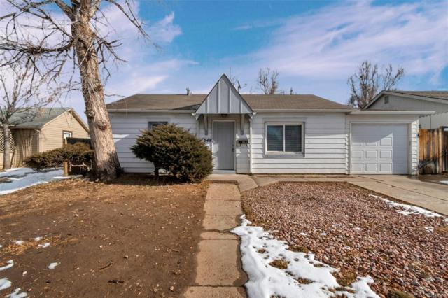 1348 Joliet Street, Aurora, CO 80010 (MLS #3344344) :: 8z Real Estate