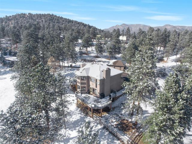 13342 Douglass Ranch Drive, Pine, CO 80470 (#3344722) :: Berkshire Hathaway Elevated Living Real Estate