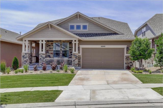 16946 W 85th Lane, Arvada, CO 80007 (MLS #3345055) :: Bliss Realty Group