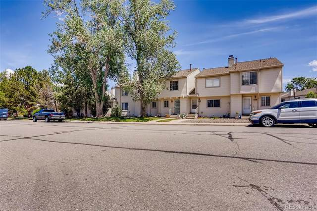 4239 S Mobile Circle C, Aurora, CO 80013 (MLS #3345127) :: Bliss Realty Group