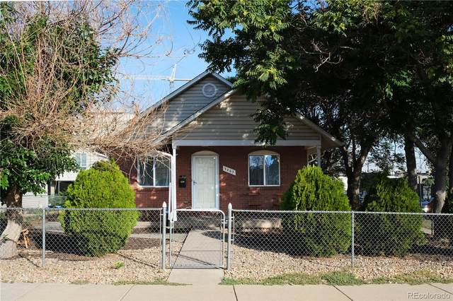 3463 Lawrence Street, Denver, CO 80205 (MLS #3345350) :: Wheelhouse Realty