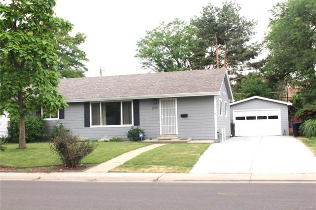 2585 S Birch Street, Denver, CO 80222 (#3345357) :: The HomeSmiths Team - Keller Williams