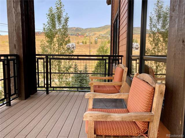 1175 Bangtail Way #4120, Steamboat Springs, CO 80487 (#3345388) :: Compass Colorado Realty