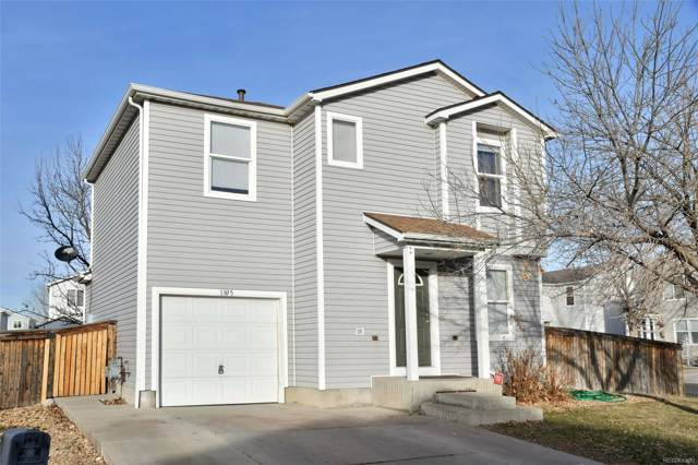 1305 Waxwing Avenue, Brighton, CO 80601 (MLS #3345672) :: Bliss Realty Group