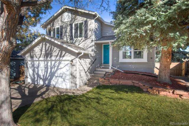 6431 Freeport Drive, Highlands Ranch, CO 80130 (#3346258) :: The DeGrood Team
