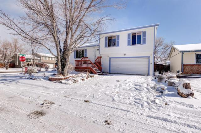 8897 W 86th Drive, Arvada, CO 80005 (#3346373) :: The Peak Properties Group
