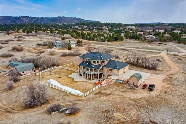 5007 Daniels Park Road, Sedalia, CO 80135 (MLS #3346839) :: 8z Real Estate