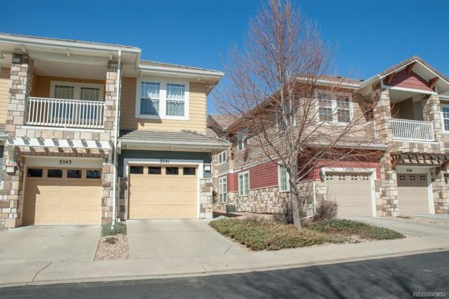 3543 Molly Circle, Broomfield, CO 80023 (#3346955) :: The Healey Group