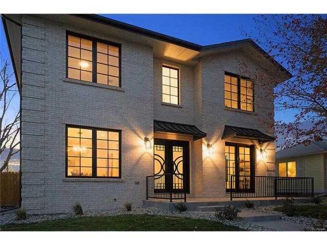 1645 S Cook Street, Denver, CO 80210 (#3347214) :: Thrive Real Estate Group
