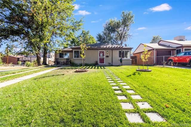 3296 Krameria Street, Denver, CO 80207 (MLS #3347386) :: 8z Real Estate