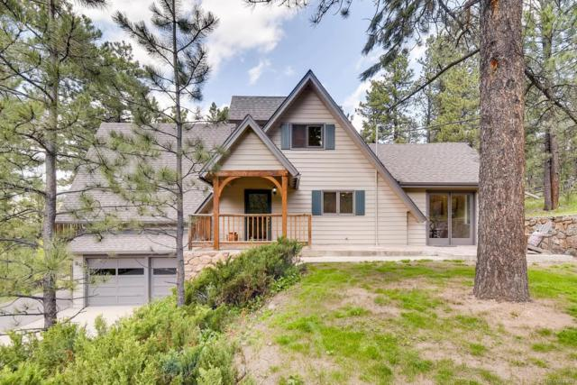 89 Whiskey Jay Hill Road, Evergreen, CO 80439 (#3347619) :: Berkshire Hathaway Elevated Living Real Estate