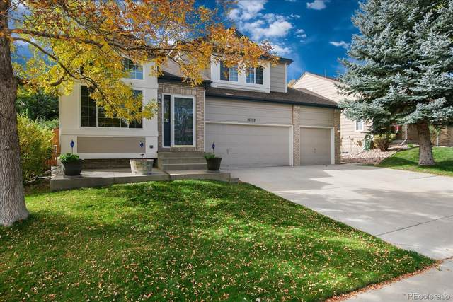 16222 Bluebonnet Drive, Parker, CO 80134 (#3347710) :: Compass Colorado Realty