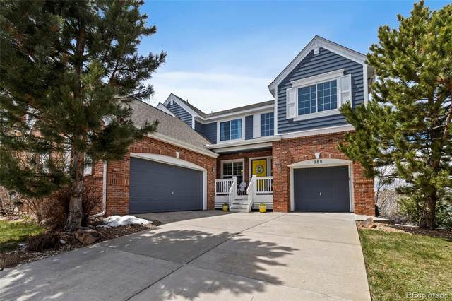 755 Briar Haven Drive, Castle Pines, CO 80108 (#3347768) :: Mile High Luxury Real Estate