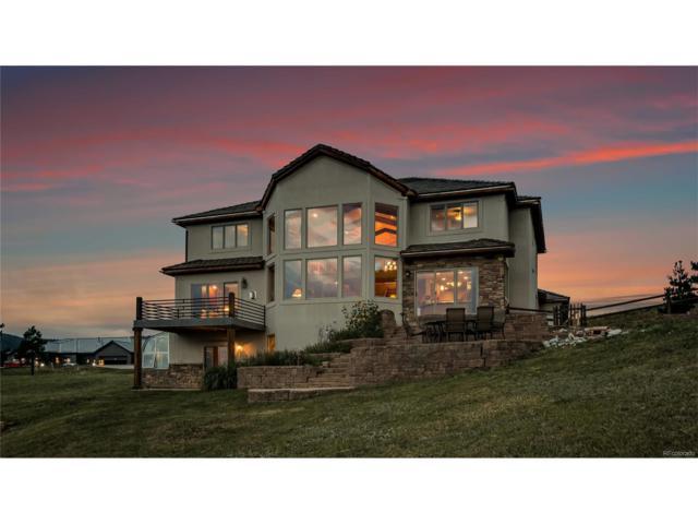 376 Buena Vista Road, Golden, CO 80401 (#3347884) :: The Peak Properties Group