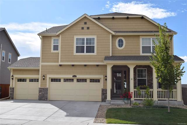 5342 E 140th Place, Thornton, CO 80602 (MLS #3348172) :: 8z Real Estate