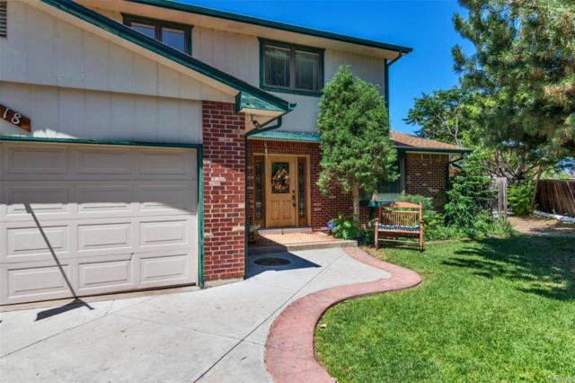 15818 E 8th Circle, Aurora, CO 80011 (#3348257) :: James Crocker Team