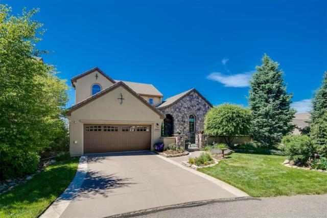 5299 Richmond Hill Court, Castle Rock, CO 80108 (#3348863) :: The Healey Group