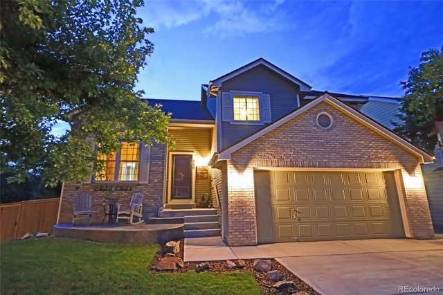 396 Wessex Circle, Highlands Ranch, CO 80126 (#3350098) :: The Peak Properties Group