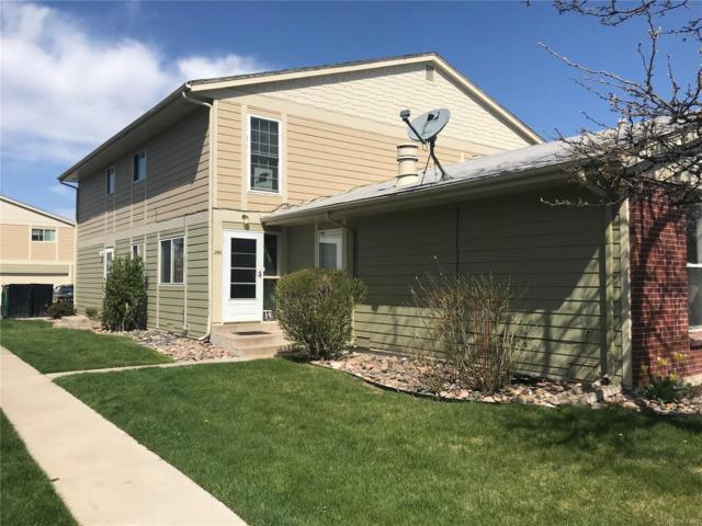 1225 S Oneida Street #266, Denver, CO 80224 (#3350440) :: The Griffith Home Team