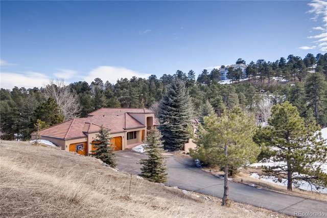 988 Eastwood Drive, Golden, CO 80401 (#3350819) :: The Peak Properties Group