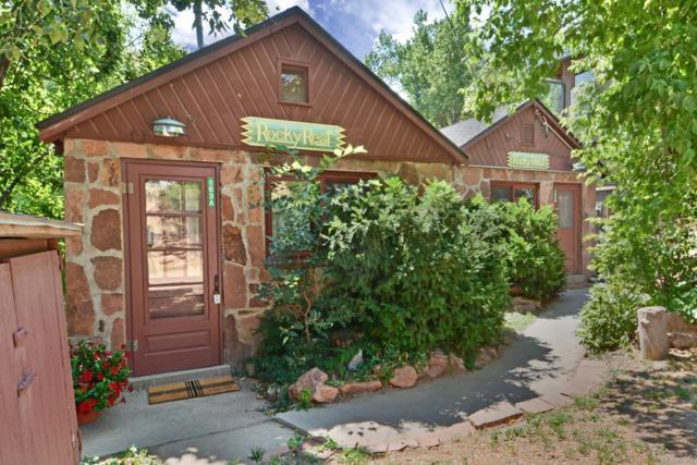 163 Artesian Drive, Eldorado Springs, CO 80025 (MLS #3351051) :: 8z Real Estate