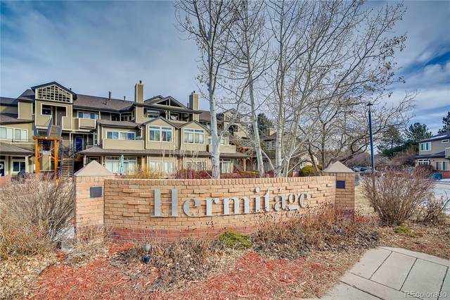 6001 S Yosemite Street E103, Greenwood Village, CO 80111 (MLS #3351521) :: 8z Real Estate