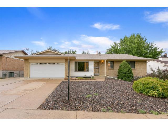 13439 W Auburn Avenue, Lakewood, CO 80228 (MLS #3352302) :: 8z Real Estate