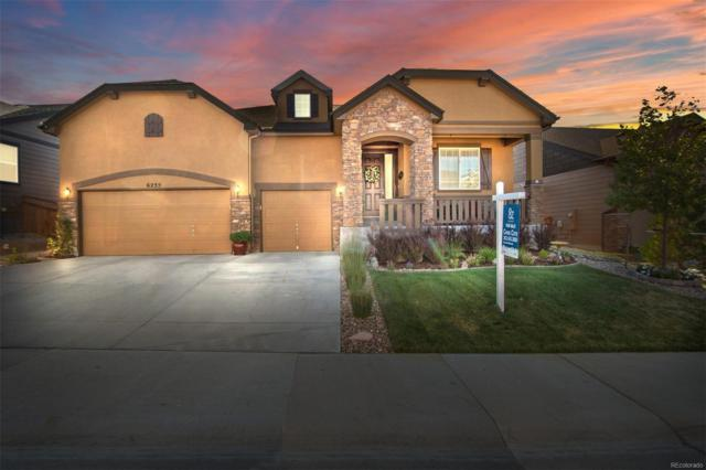 6235 Blue Water Circle, Castle Rock, CO 80108 (MLS #3352416) :: Kittle Real Estate