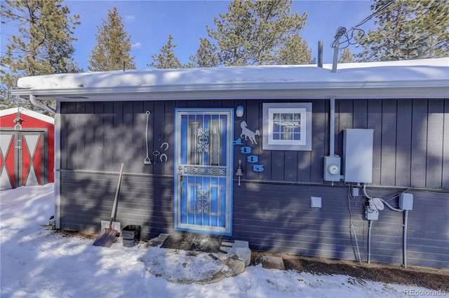 1355 Cinnamon Bear Road, Sedalia, CO 80135 (MLS #3352434) :: 8z Real Estate