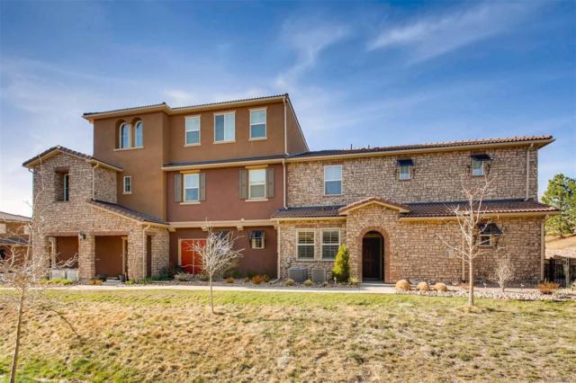 9452 Loggia Street A, Highlands Ranch, CO 80126 (#3352548) :: The HomeSmiths Team - Keller Williams