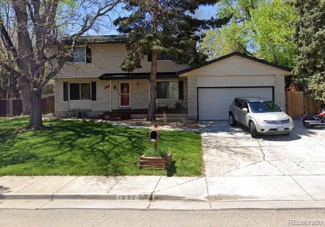 1082 W Geddes Avenue, Littleton, CO 80120 (#3352682) :: The HomeSmiths Team - Keller Williams