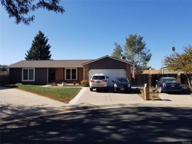 17404 E Louisiana Avenue, Aurora, CO 80017 (#3352846) :: HomePopper