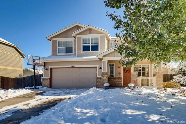 1262 N Stratton Avenue, Castle Rock, CO 80104 (#3353228) :: Berkshire Hathaway HomeServices Innovative Real Estate